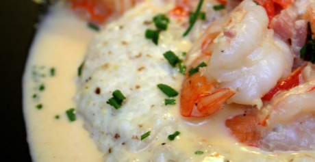 Shrimp and Grits1